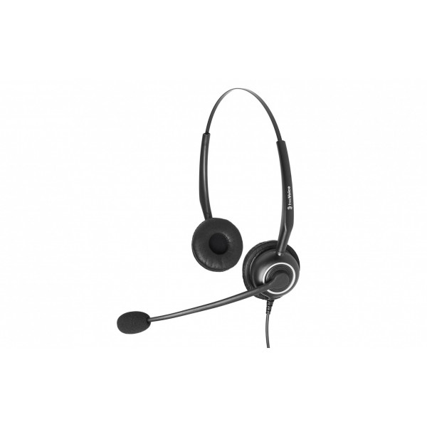 freeVoice Headset SoundPro 350 QD Duo UNC