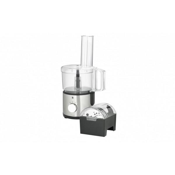 WMF Küchenmaschine Kult X Edition Silber/Schwarz