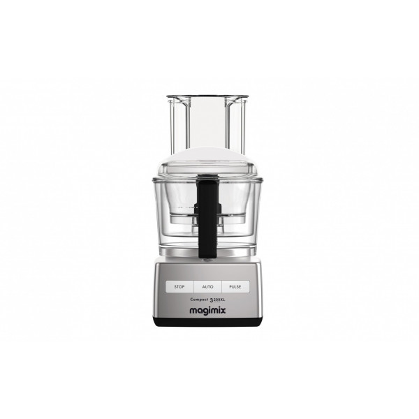 Magimix Küchenmaschine CS 3200XL Silber