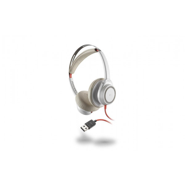 Poly Headset Blackwire 7225 USB-A weiss