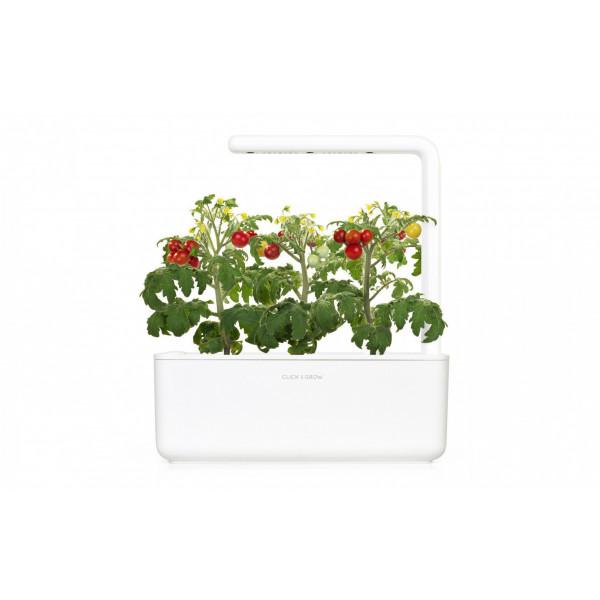 Click and Grow Kräutertopf Smart Garden 3 Weiss