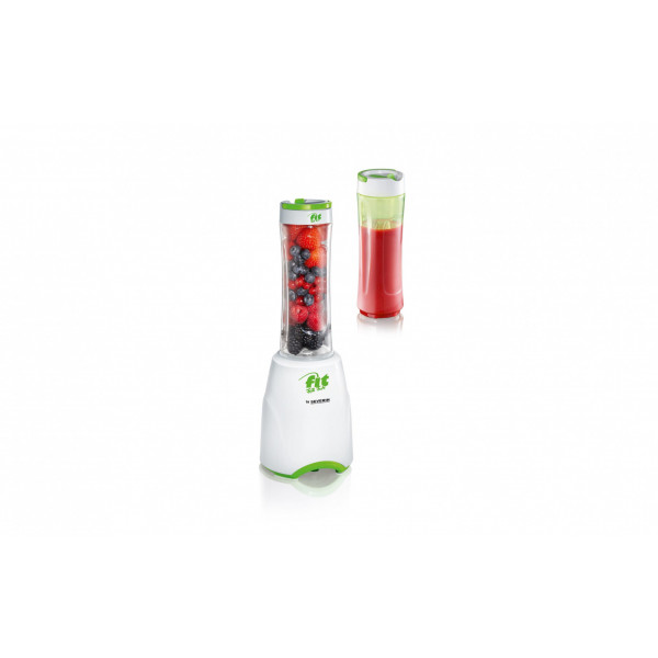 Severin Smoothie Maker Mix & Go SM 3735 Weiss