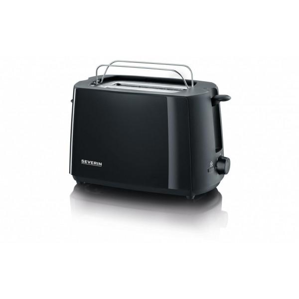 Severin Toaster AT 2287 Schwarz