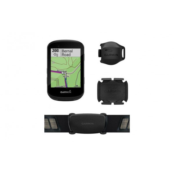 GARMIN Fahrrad GPS Edge 530 Performance Bundle