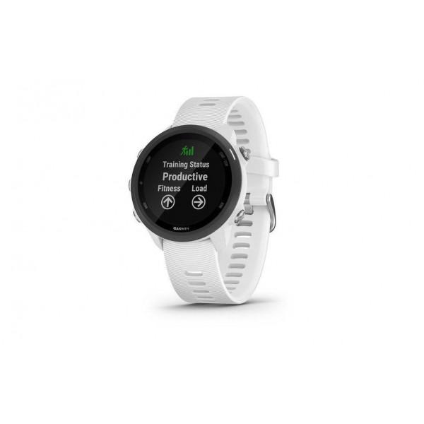 GARMIN GPS-Sportuhr Forerunner 245 Music Weiss