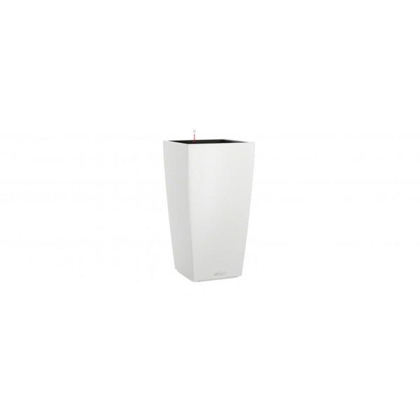 Lechuza Blumentopf Cubico Color 40 Weiss
