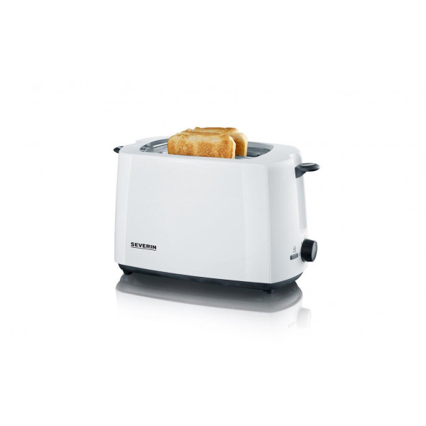 Severin Toaster Automatik AT 2286 Weiss