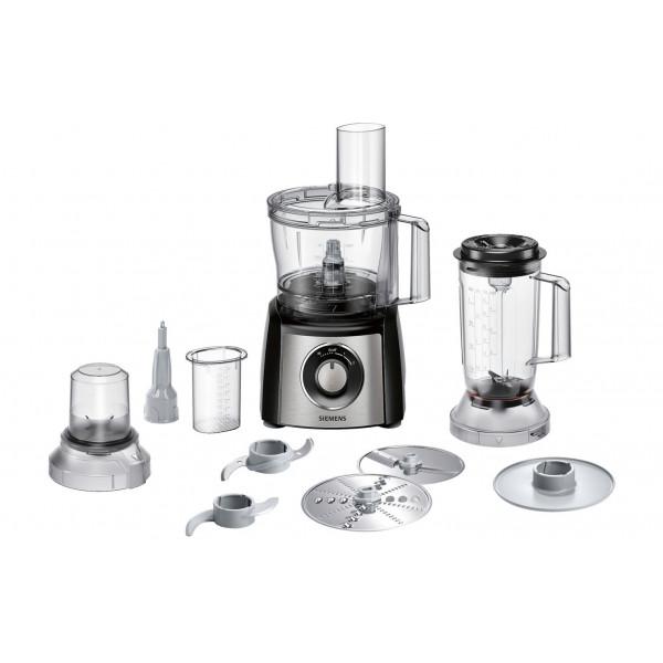 Siemens Küchenmaschine MK3501M Silber