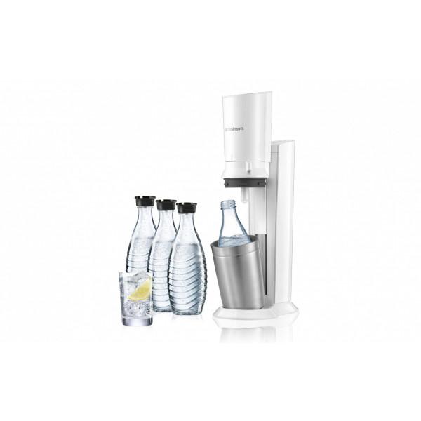 Sodastream CRYSTAL Megapack Weiss