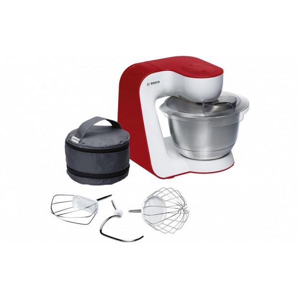 Bosch Küchenmaschine MUM54R00 Rot/Weiss