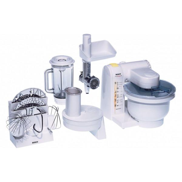 Bosch Küchenmaschine MUM4655EU Weiss
