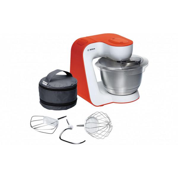 Bosch Küchenmaschine MUM54I00 Orange/Weiss