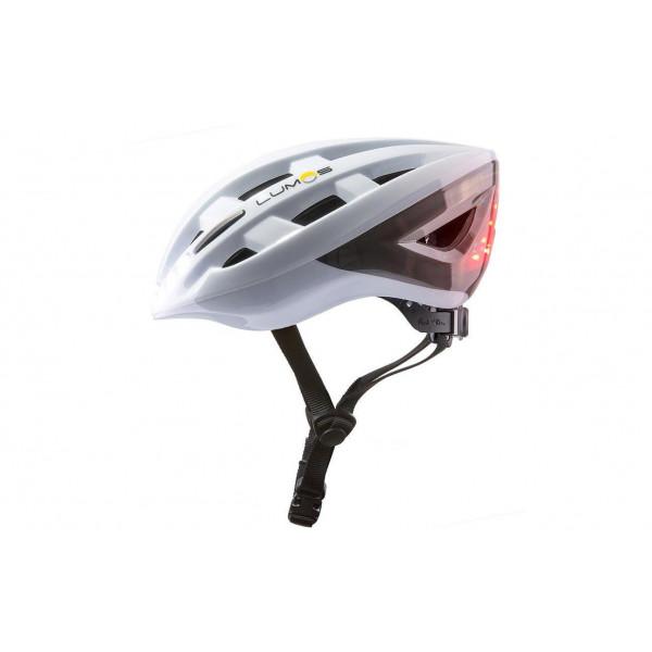 LUMOS Helmet White