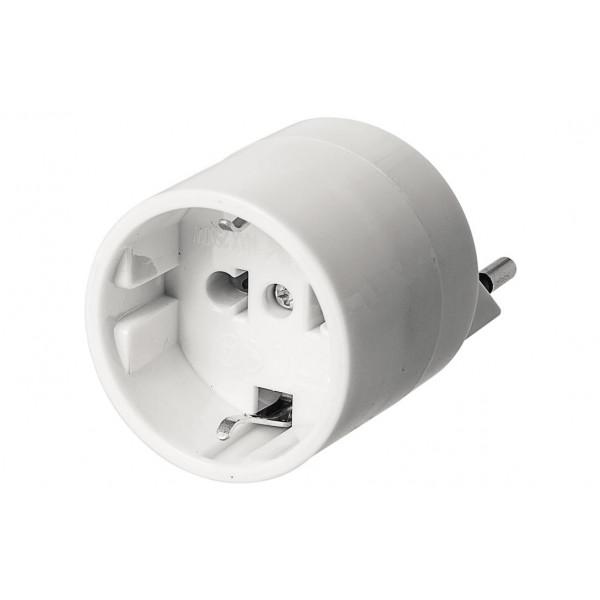 Matériel électrique Adaptateur de voyage EU - CH