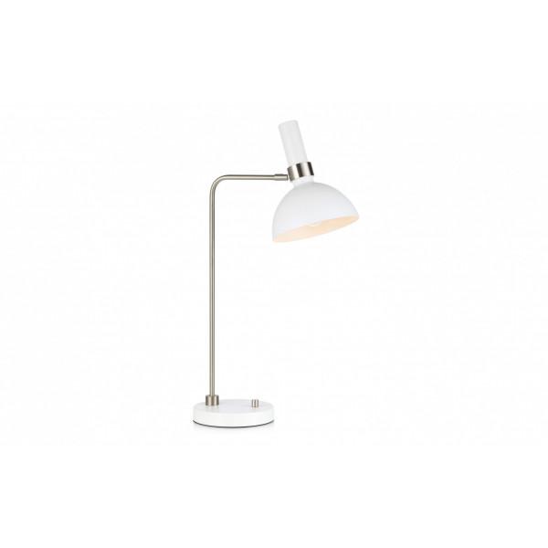 Markslöjd Lampe de bureau LARRY Blanc
