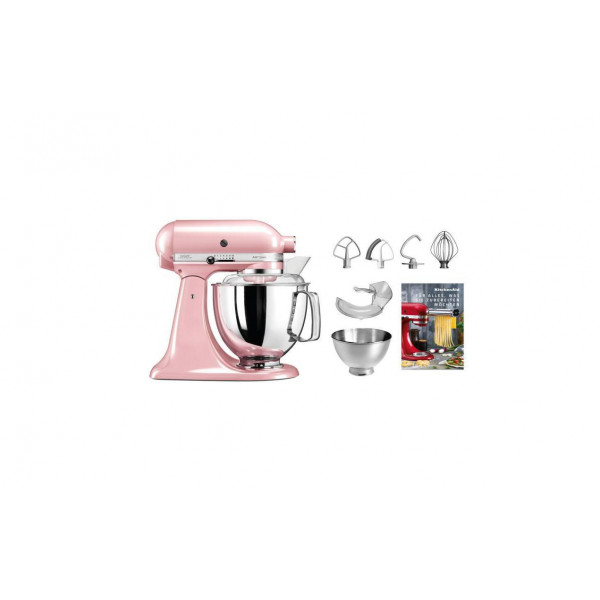 KitchenAid Küchenmaschine KSM200  Pink
