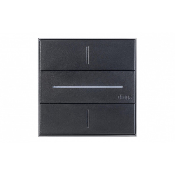 dingz WLAN-Schalter «dingz» UP schwarz