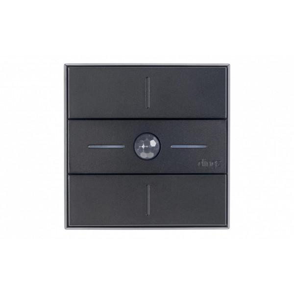 dingz WLAN-Schalter «dingz plus» mit Bewegungsmelder UP schwarz