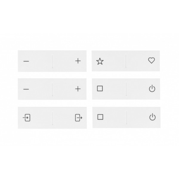 dingz Ersatztasten buttons smart home