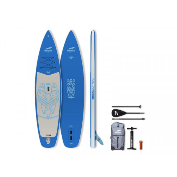 INDIANA SUP SUP Board 12'0 Family Pack