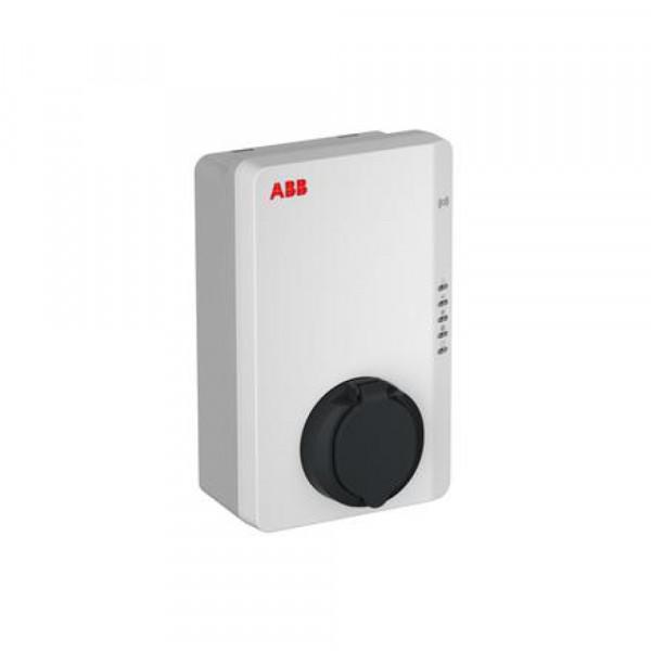 Station de recharge ABB Terra AC 22 kW RFID, prise 4G Type 2