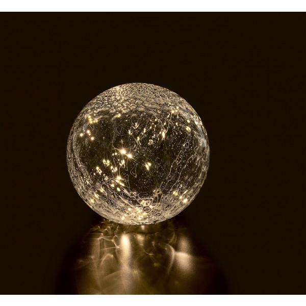 Hergiswil Glass Ball clear