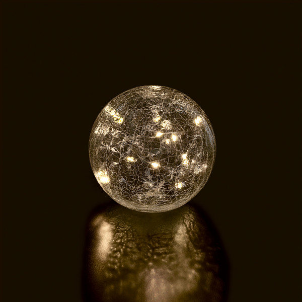 Hergiswil Glass Ball frost