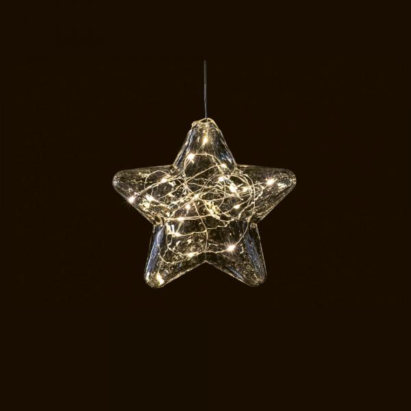 Hergiswil Glass Star clear