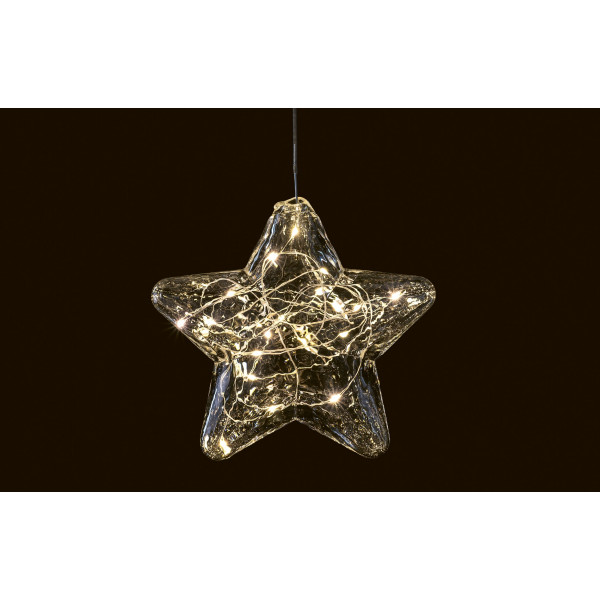 Hergiswil Glass Star clear