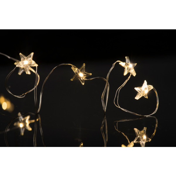 Battery String stars 5m