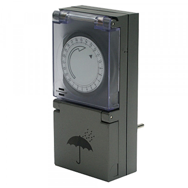 Brennenstuhl MZ 44 Mechanical Timer, IP44
