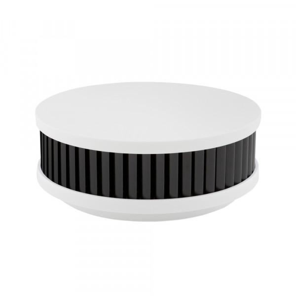 Pyrexx PX-1 Hybrid Smoke Alarm, White/Black