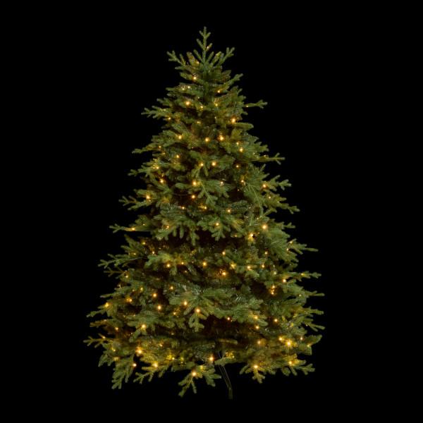 Illuminated Fir Tree, 150cm