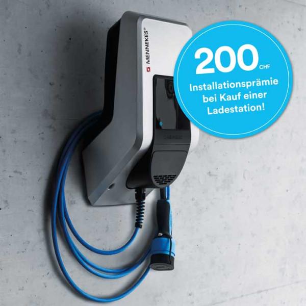 Mennekes Heimladestation (11kW) Typ 2 für Elektroautos