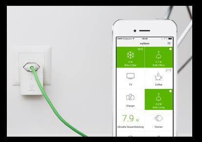 myStrom Wifi Switch Smarte Steckdose